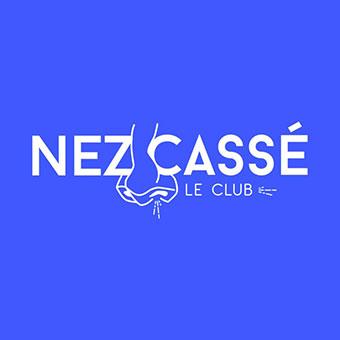 Nez Cassé - Le club - Motif Joker Médical