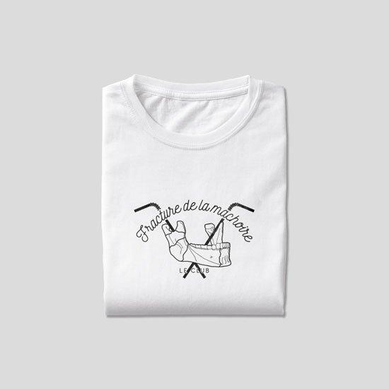 Fracture de la mâchoire - T-shirt Bio